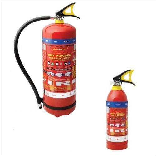 ABC Dry Powder Portable Fire Extinguishers in Capacity 1 Kg.