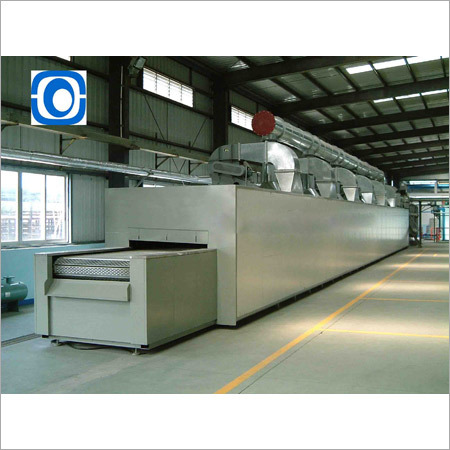 Paper Egg Tray Drying Line