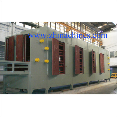 Muti Layer Egg Tray Drying Line