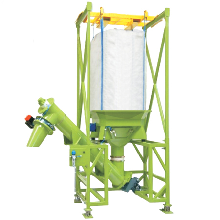 Screw Conveyor Big Bag Discharging System