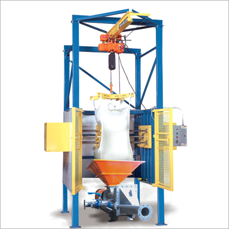 Big Bag Discharging System