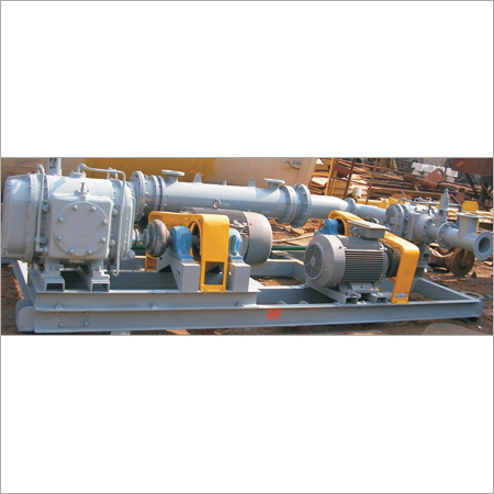 Double Stage Compressed Air System