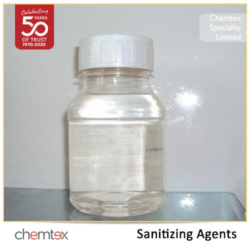Sanitizing Agents