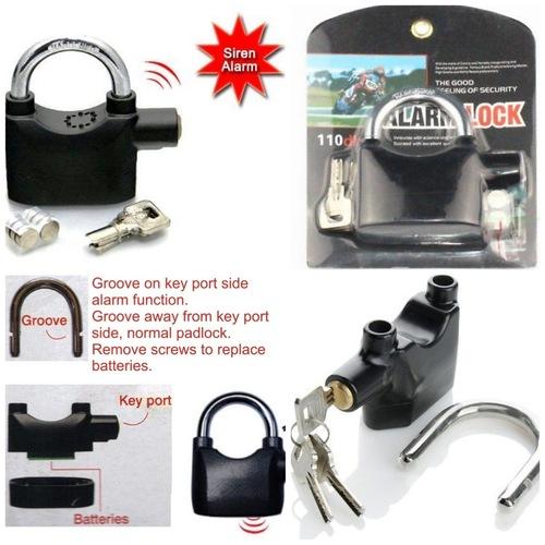 Security Alaram Lock