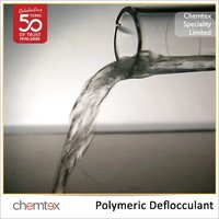 Polymeric Deflocculant