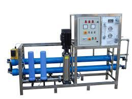 Pharma Products Purification & Concentration Plant