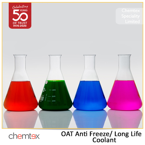 OAT Anti Freeze/ Long Life Coolant