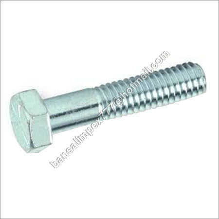 Din 931 Hex Bolts