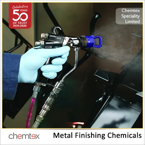 Metal Finishing Chemicals