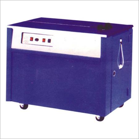 Semi Automatic Box Strap Machine