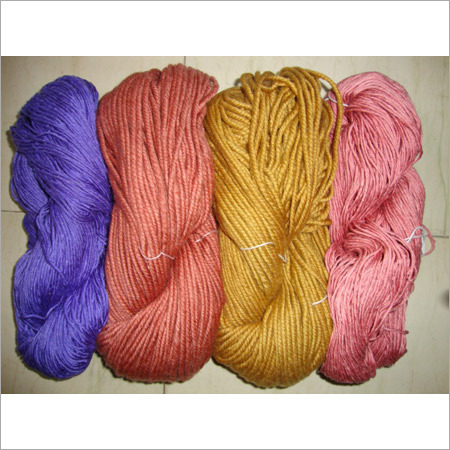 Blended Wool Yarn