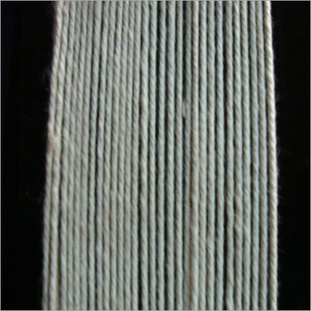 Machine Tussar Spun Yarn