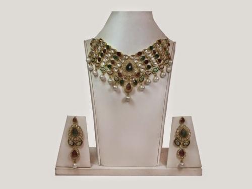 Partywear Necklace Set
