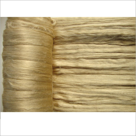 Tassar Silk Wide Rool