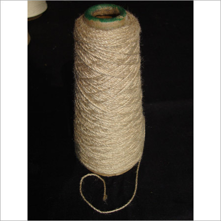 12 x 3 x 2 Nm Tussar Silk Yarn
