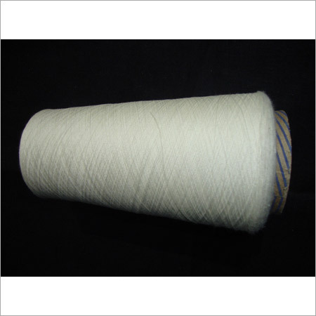100 Nm Double Silk Wool Blended Yarn