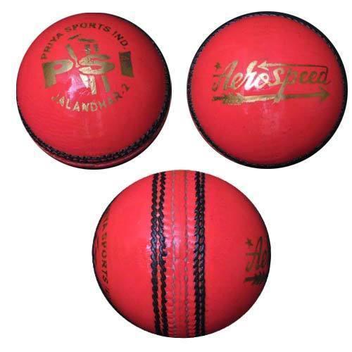PSI AEROSPACED CRICKET BALL PINK