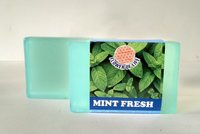 Mint Glycerin Soap
