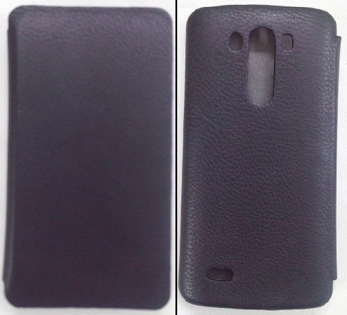 Leather mobile-case