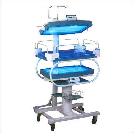 Micro Controller Based Intensive Care Double Surface Photo Therapy Jeewak
