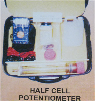 Half Cell Potentiometer