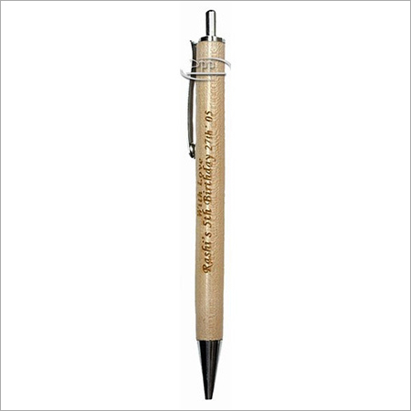 Engraved Wooden Pens