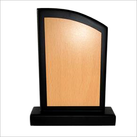 Wooden Award Trophies