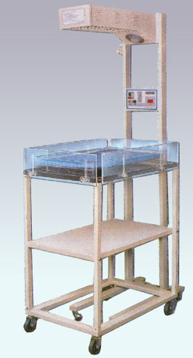 Radiant Warmer with Trolley