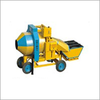 Mini Mobile Reverse Forward Concrete Mixture