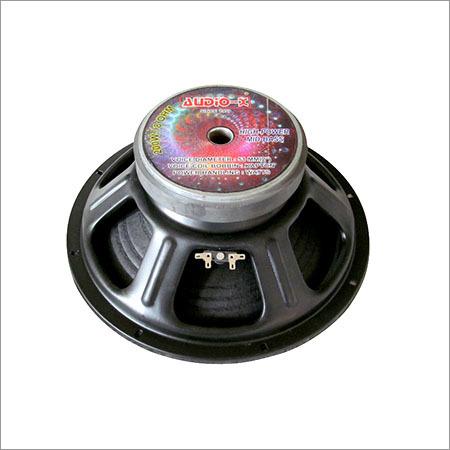 8 Ohm Audio Speaker