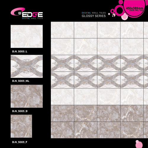 Digital Marble Matte Tiles