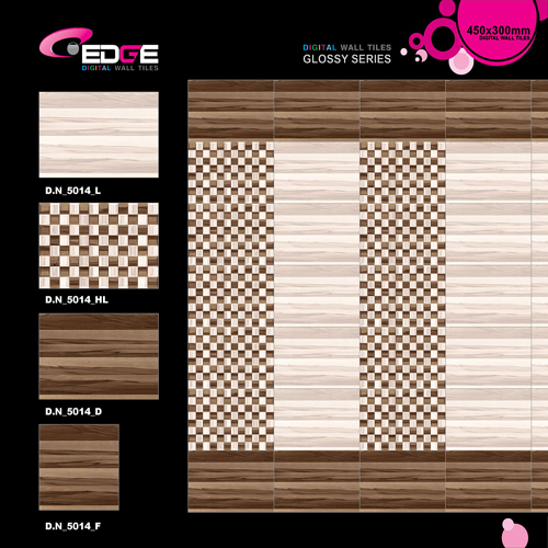 Digital Colour Matte Tiles
