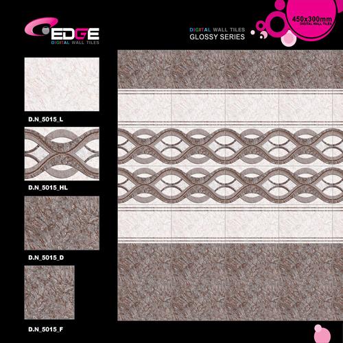 Digital White Matte  Tiles