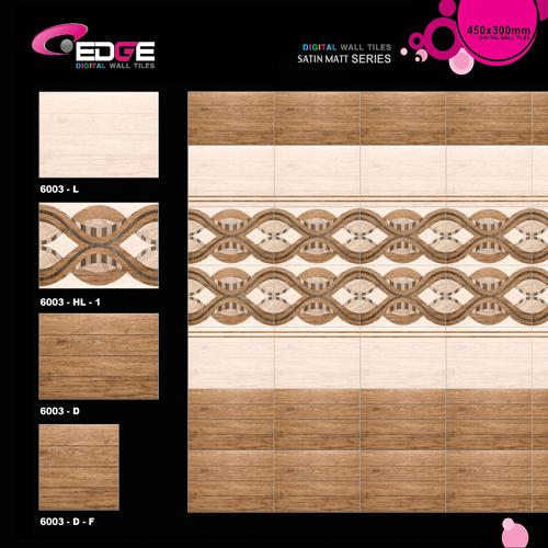 Designer Matte Tiles