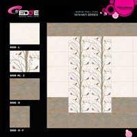 Designer Floor Matte Tiles