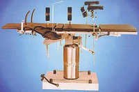 O.T. Table Hydraulic  The Hydraulic Operating Table (Side & Control)