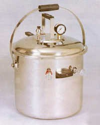 Autoclave Steam Sterilization Portable Autoclave