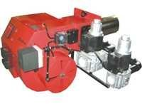 Dual bloc Gas Burner