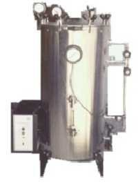 Autoclave Steam Sterilization HIGH PRESSURE VERTICAL CYLINDRICAL STERILIZER