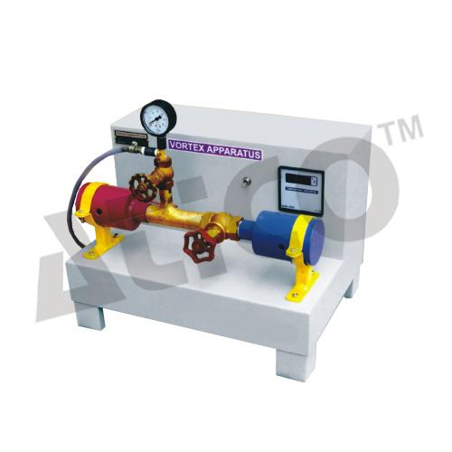 Vortex Tube Cooling Apparatus