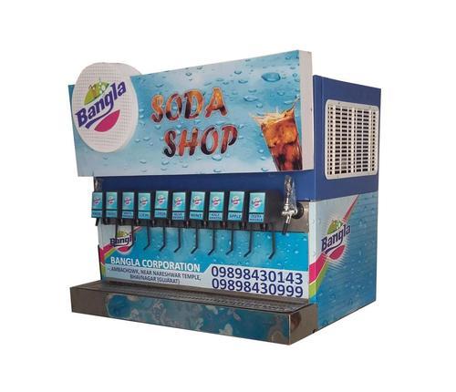 10+2 Soda Foutain Machine