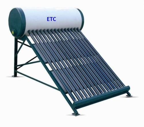 Non Pressurized Solar Water Heater