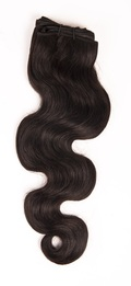 Virgin hair loose curly