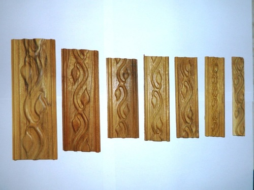 Pentography Wooden mouldings