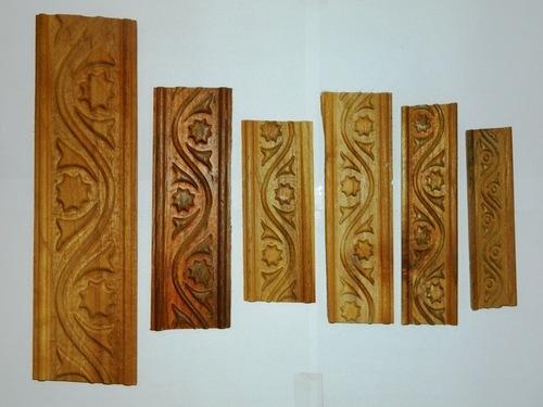 Pentograph Moulding - Star Design