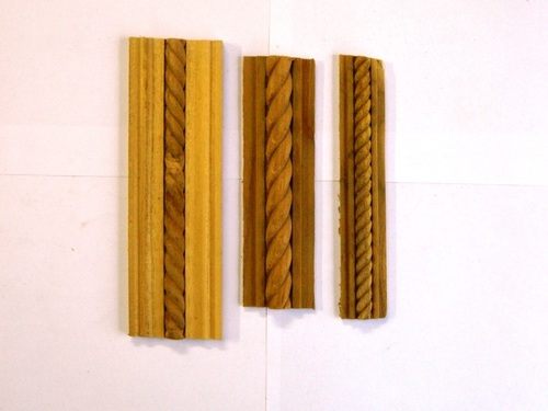 Rassi / Rope Margin Moulding