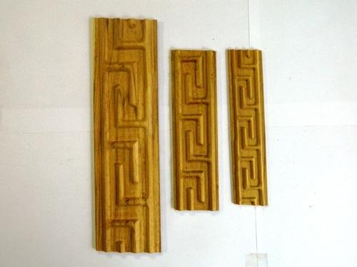 Pentograph Moulding - Chain Design