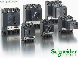 Compact NSX Circuit Breakers