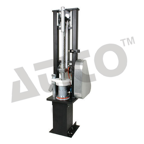 Automatic Marshall Compactor With Rotating Base