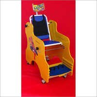 C.P. CHAIR with Activity Tray &  Inclinable Seat & Back: